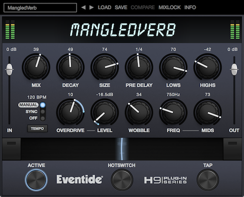Get Mangled With Eventide!